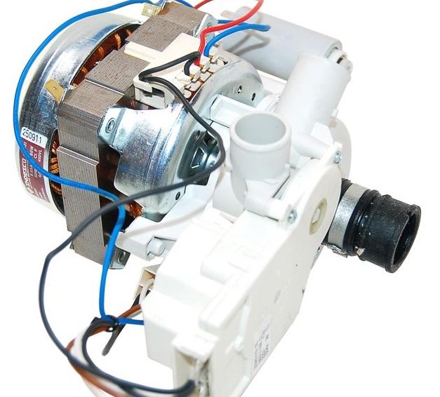 Hotpoint Dishwasher Wash Motor Pump Bfq700 Bft68 Dc28