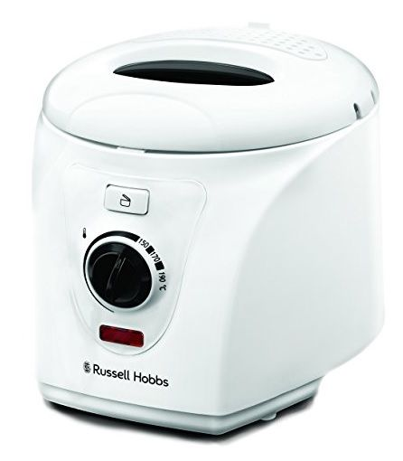 russell hobbs compact 1 5l deep fat fryer white 24560. Black Bedroom Furniture Sets. Home Design Ideas