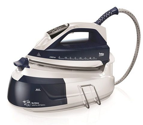 BEKO Steam Station Steam Generator Iron Blue SGA7124B