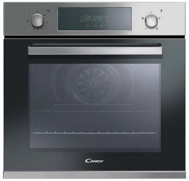 CANDY Built-In Electric Single Fan Oven Stainless Steel FCP405X/E