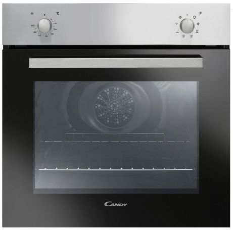 CANDY Built-In Electric Single Multifunction Fan Oven Stainless Steel FCP600X/E