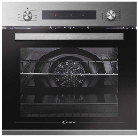 CANDY Built-In Electric Smart Single Multifunction Fan Oven Stainless Steel FCP602XE0E/E