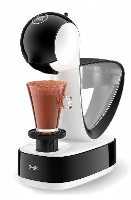 DELONGHI Infinissima Nescafe Dolce Gusto Drinks Machine White EDG260.W