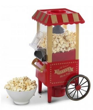 ELGENTO Fun Popcorn Cart E26009