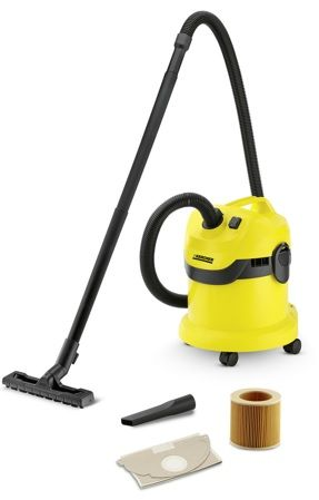 KARCHER Wet & Dry Multi Purpose Canister Vacuum Cleaner WD2