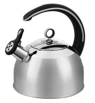 MORPHY RICHARDS Accents Stainless Steel Stove Kettle 2.5L 46505