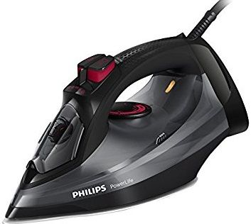 PHILIPS PowerLife Steam Iron Black GC2998/86