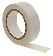 STATUS Electrical Insulation Tape Roll White 10m